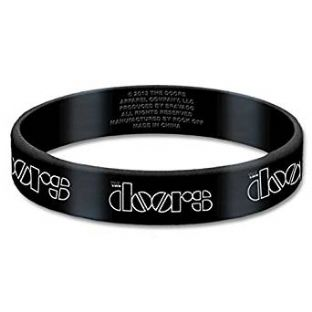 The Doors - Rubber Wristband